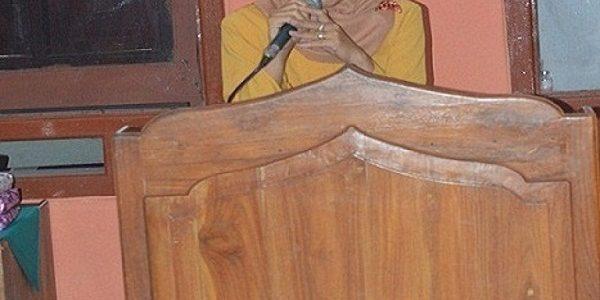 Kades Sidamulih Hadiri Rapat Anggota Tahunan UPPKS Giri mukti I