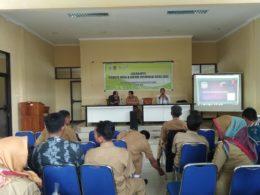 TPID Kecamatan Pamarican Selengarakan Lokakarya Website Desa dan SID